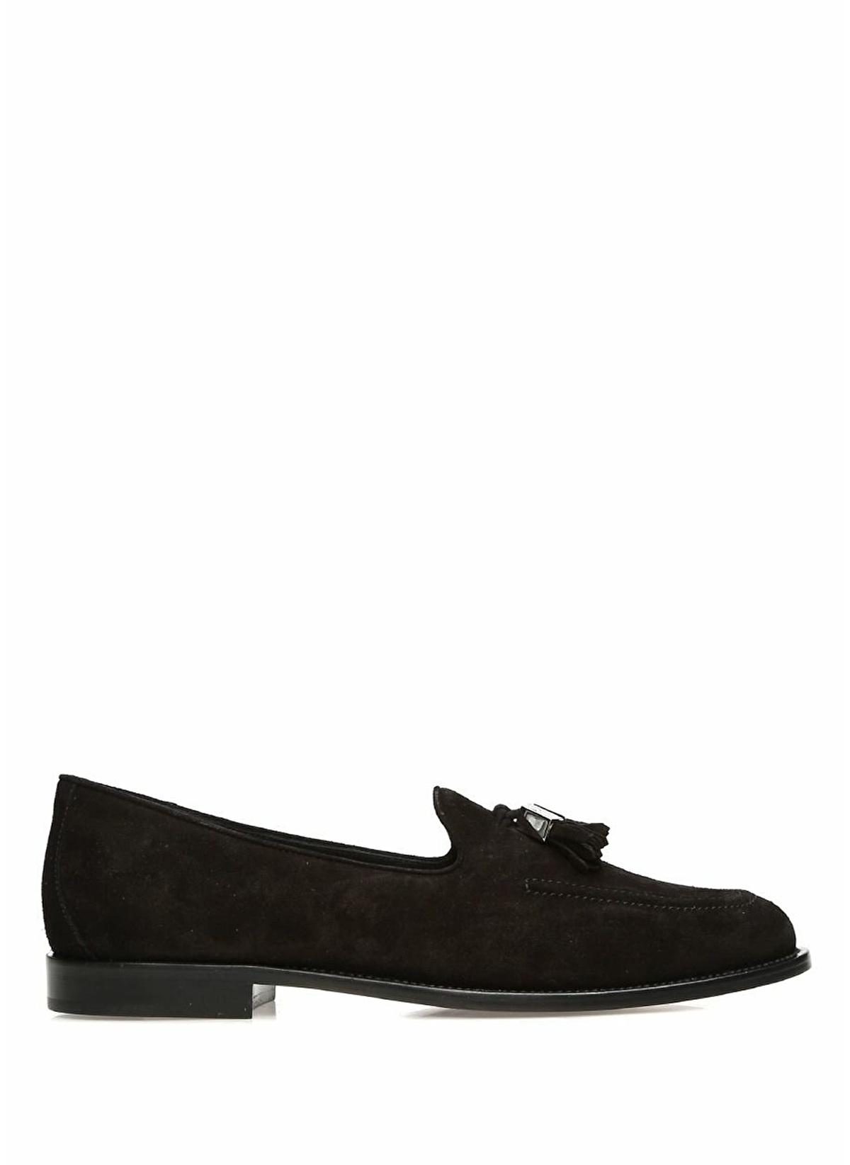 Giuseppe Zanotti %100 Deri Loafer Ayakkabı 3210.0 Tl
